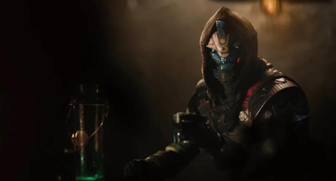Cayde-6 nel primo teaser trailer di Destiny 2