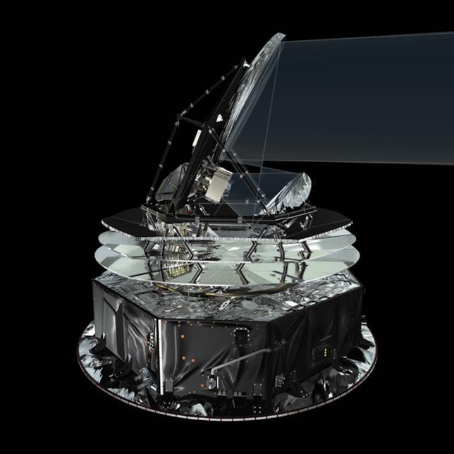 Il Planck Surveyor dell'ESA