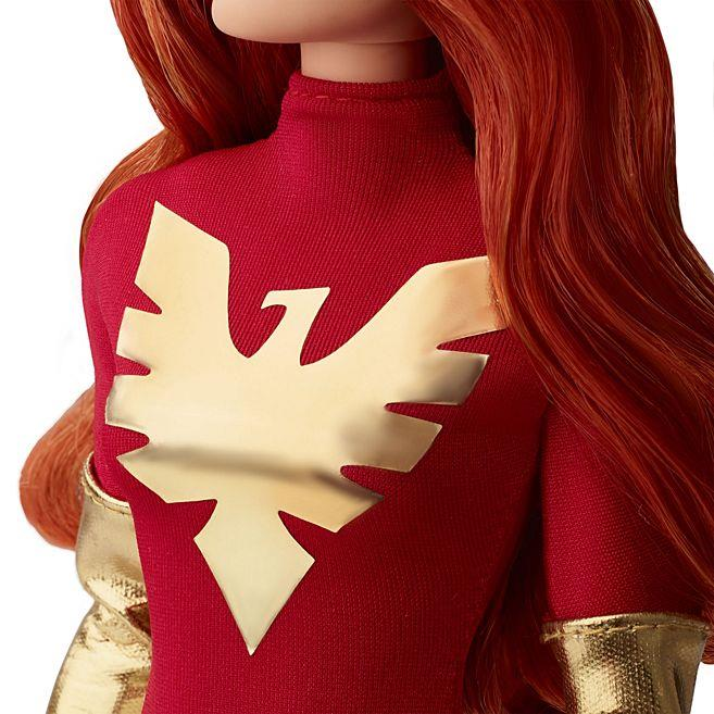 barbie Dark Phoenix a mezzo busto
