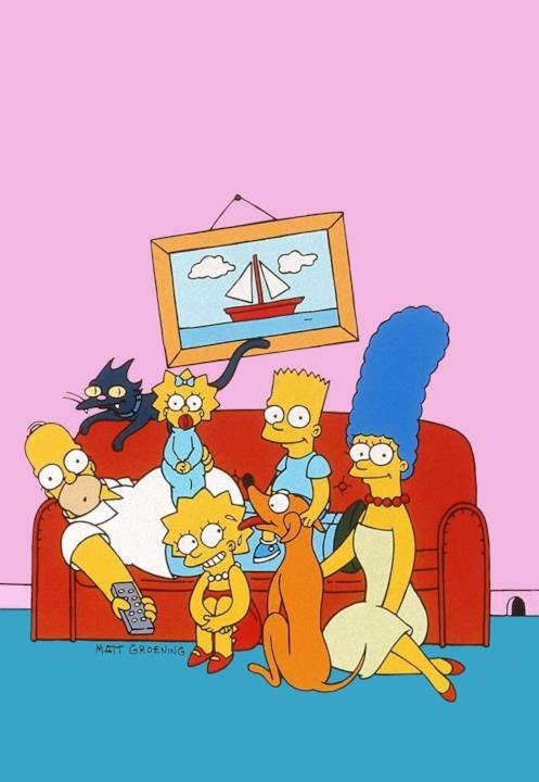 I Simpson - cover nuova