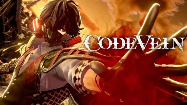 Code Vein, nuovo titolo Bandai Namco