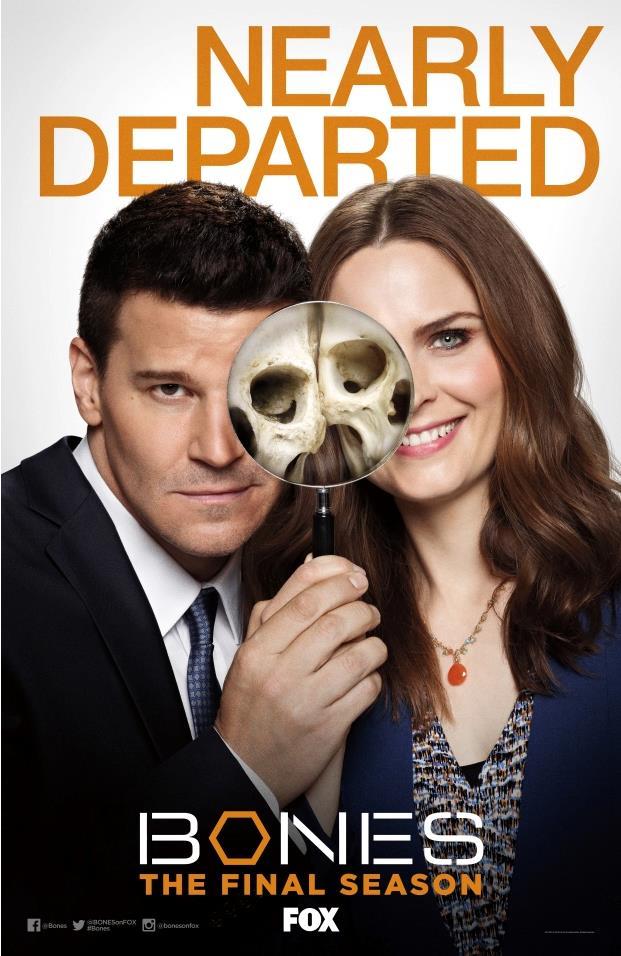 Poster Bones 12