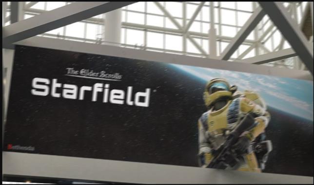 The Elder Scrolls Starfield all'E3 2017