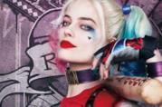 L'attrice Margot Robbie interpreta Harley Quinn