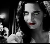 Eva Green in una scena di Sin City 2