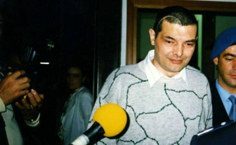L'arresto di Gianfranco Stevanin