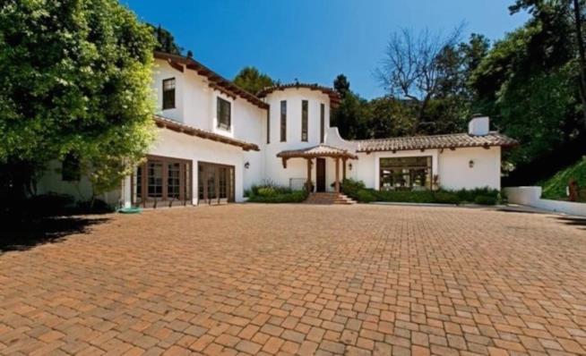 La casa di Michael Weatherly