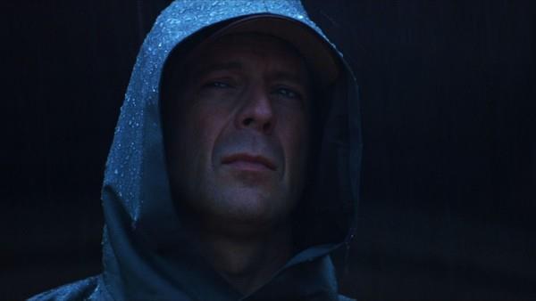 L'attore Bruce Willis