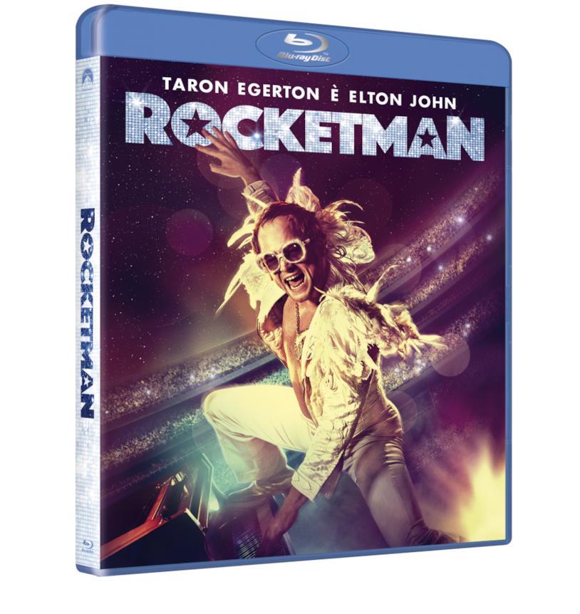 Il Blu-ray di Rocketman