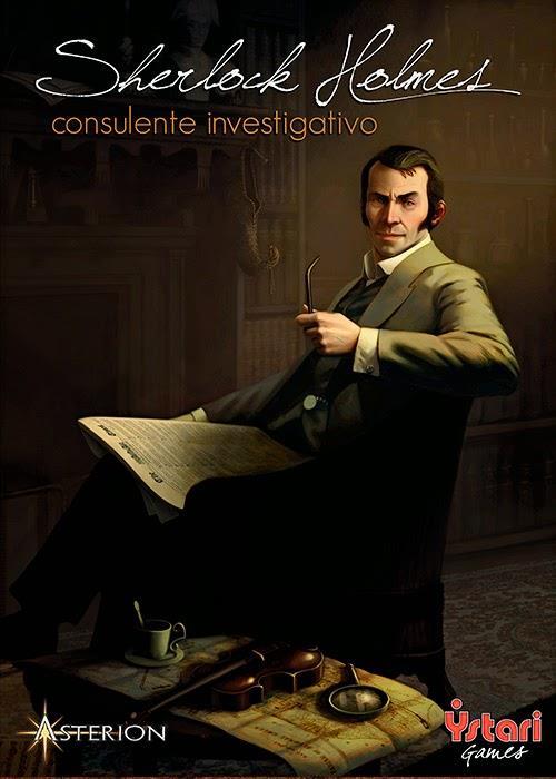 Sherlock Holmes, consulente investigativo