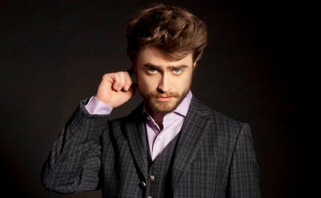 Daniel Radcliffe in un recente photoshoot