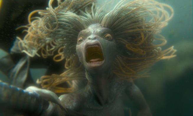 La sirena di Harry Potter e Il Calice di Fuoco