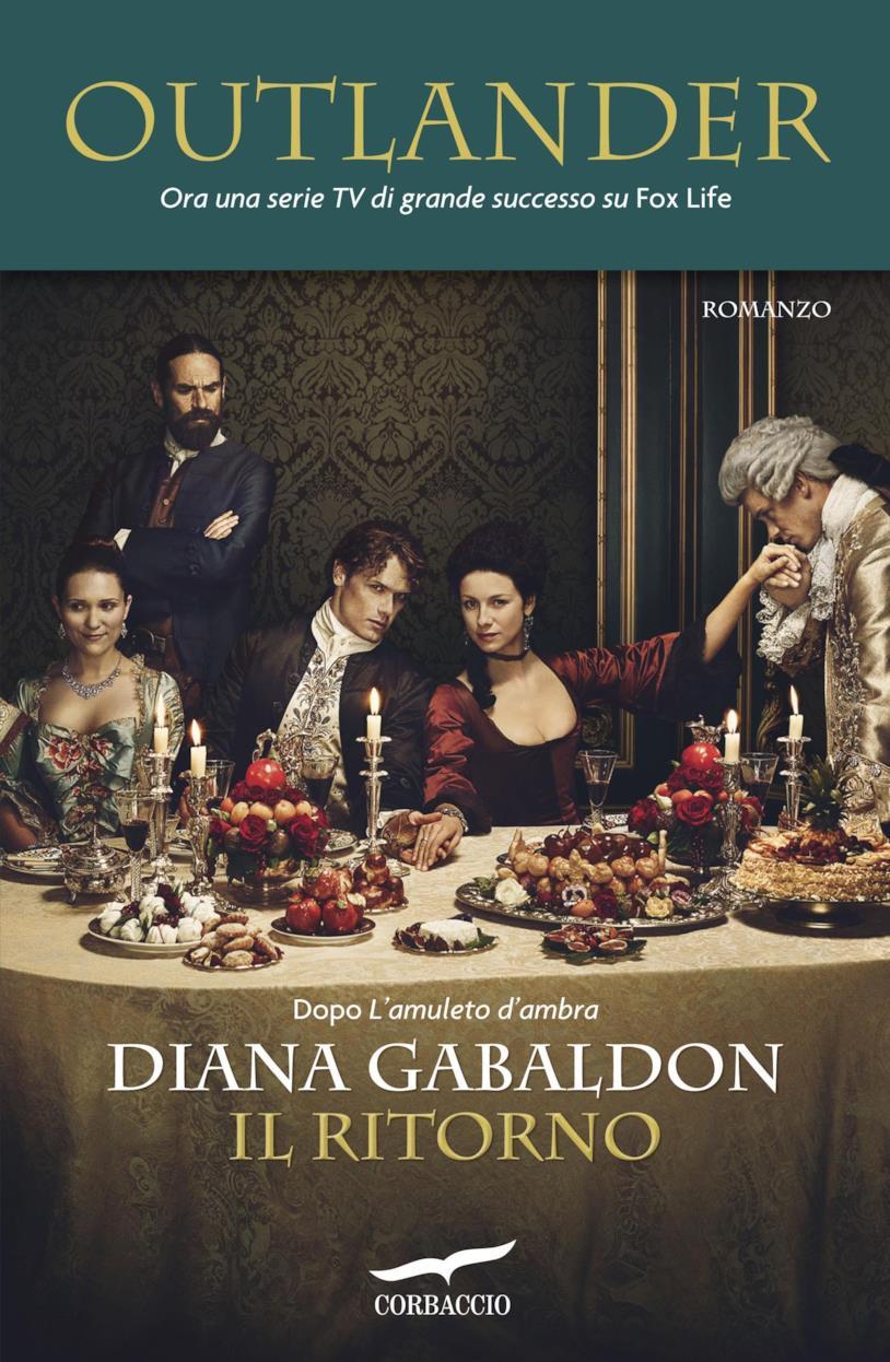 Il ritorno di Diana Gabaldon