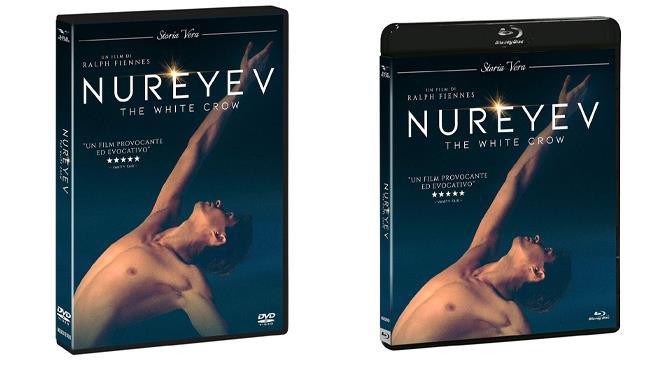 Nureyev - The White Crow - il film nei formati DVD e Blu-ray