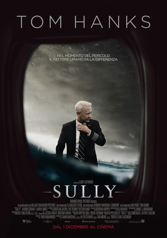 Il poster di Sully