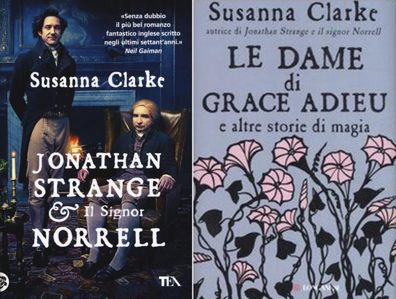 Jonathan Strange e il Signor Norrell e Le Dame di Grace Adieu