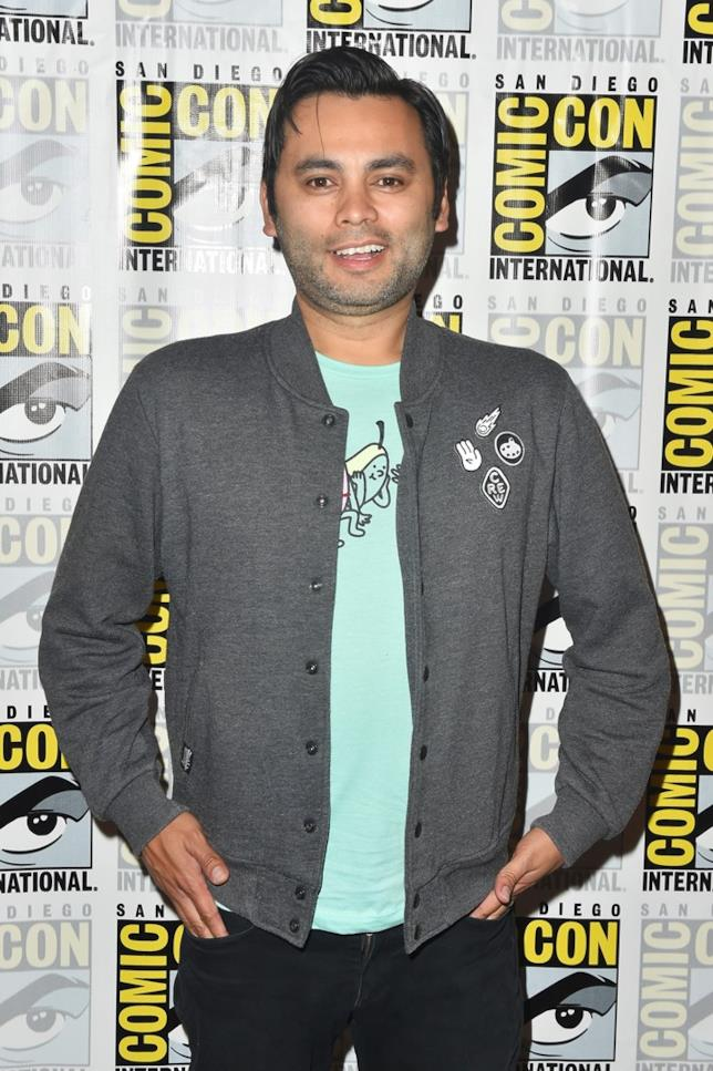 Adam Muto al Comic-Con