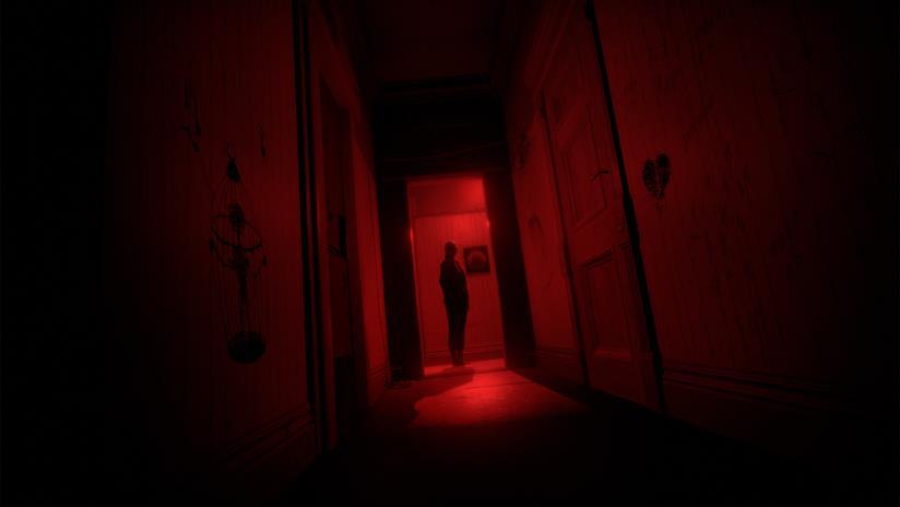 Una delle inquietanti ambientazioni di Transference: Enter the Home of a Mind