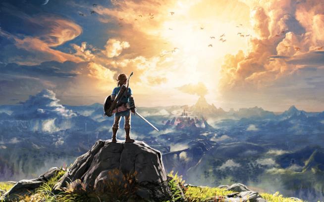 Il nuovo capitolo di Zelda uscirà a marzo