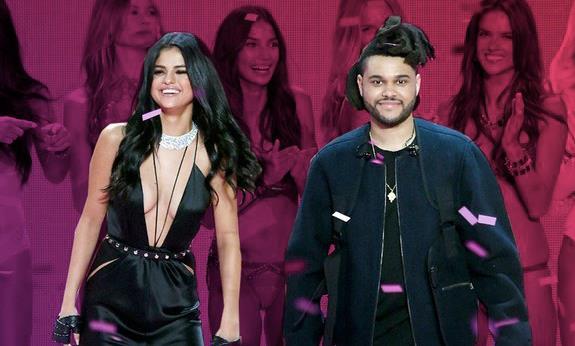 Selena Gomez e The Weeknd insieme sul palco