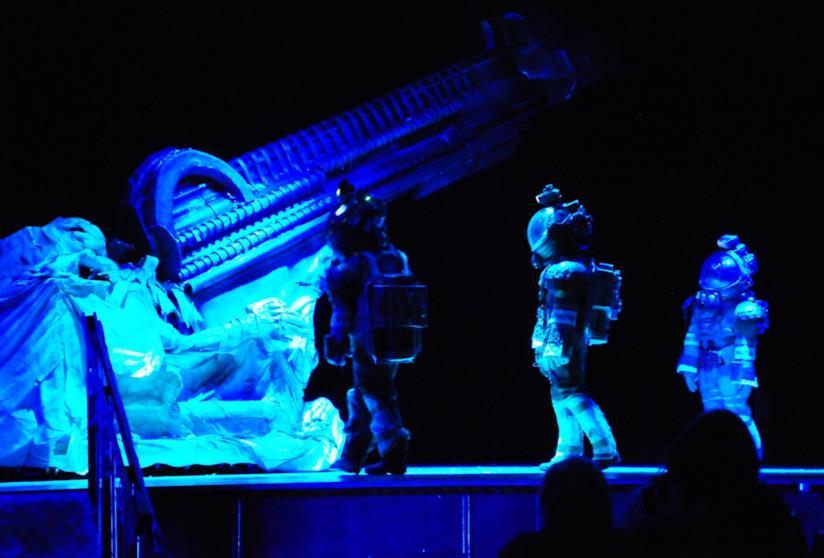 La recita Alien: The Play
