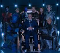 Il Professor Xavier e gli X-Men in X-Men: Apocalisse
