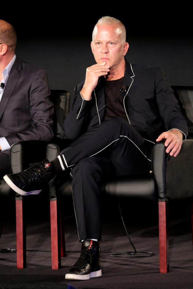 Ryan Murphy a una conferenza