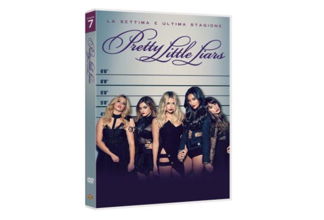 Il cofanetto DVD di Pretty Little Liars - Stagione 07