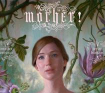 Jennifer Lawrence nel primo poster ufficiale di Madre!