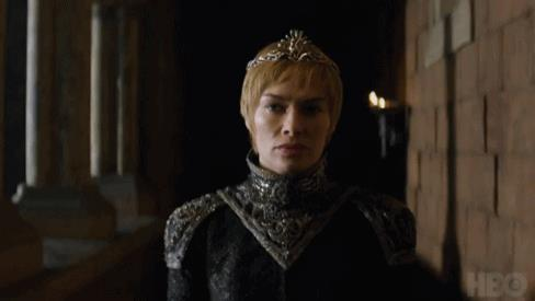 Cersei Lannister di Game of Thrones