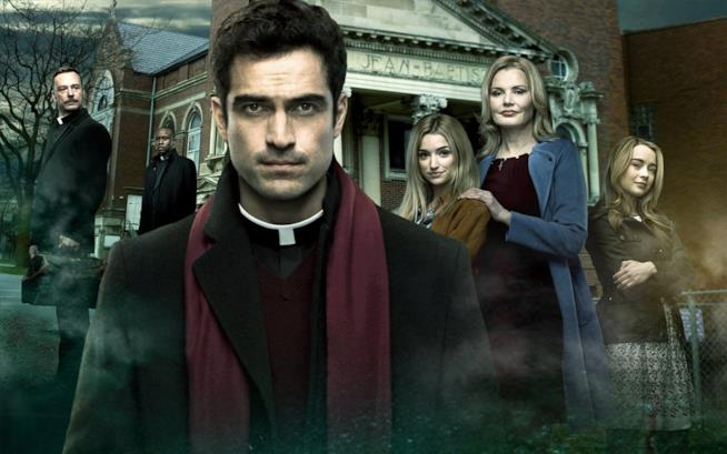 Il cast di The Exorcist, la nuova serie TV a tema horror