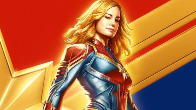 Captain Marvel tra fumetti e cinema