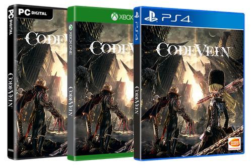 Code Vein console e PC
