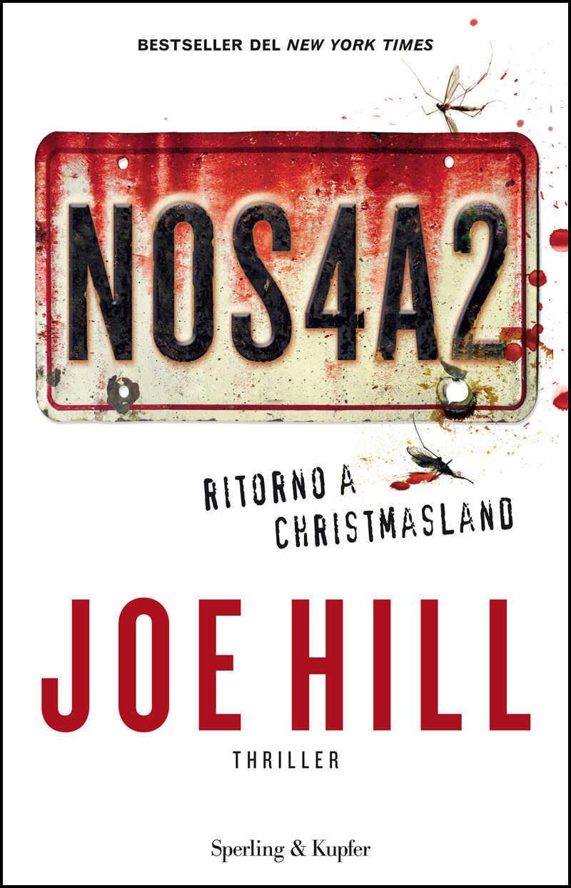 NOS4A2, il romanzo di Joe Hill