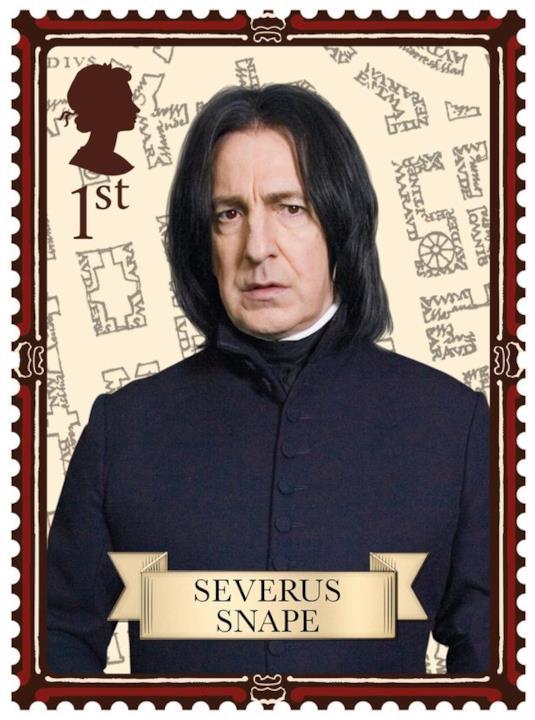 Il francobollo del professor Piton
