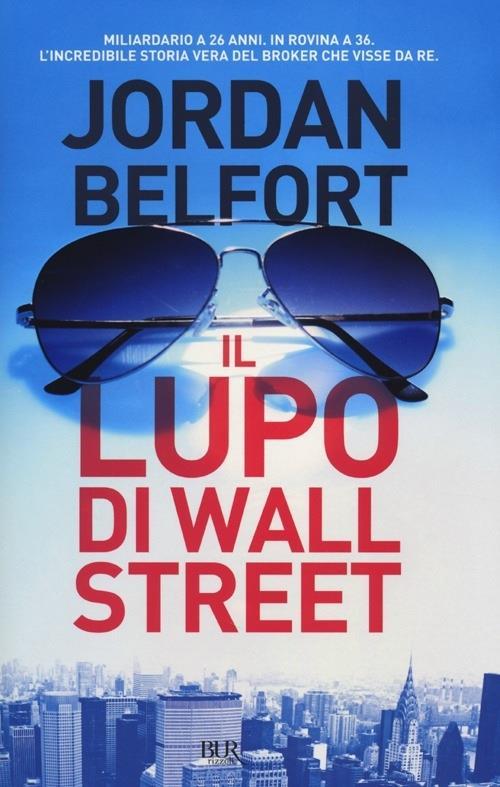 Il libro Il lupo di Wall Street