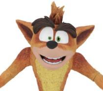 La nuova action figure prodotta da Neca di Crash Bandicoot
