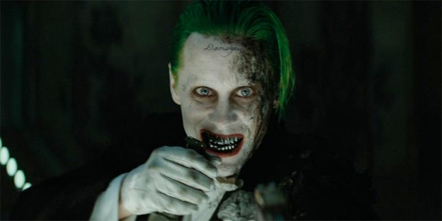 Jared Leto nel ruolo del Joker