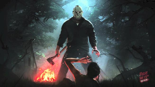 Jason in Friday the 13th: The Game