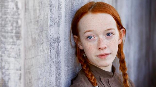 Anna, la protagonista di Chiamatemi Anna