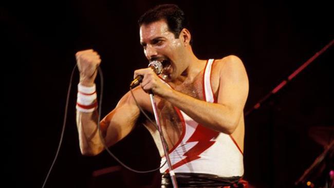 Freddy Mercury leader Queen