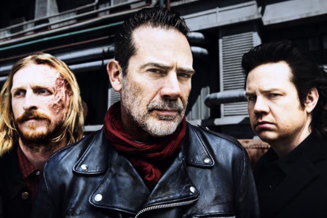 TWD 8: Dwight, Negan ed Eugene