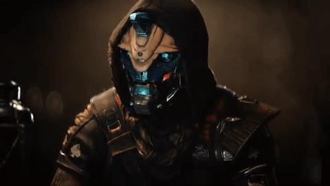 Una GIF esplosiva per Cayde-6 in Destiny 2