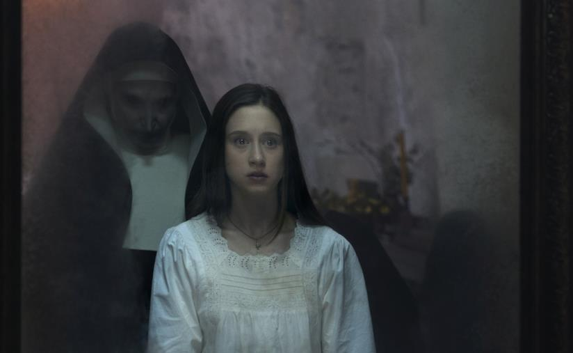 Una scena di The Nun - La vocazione del male