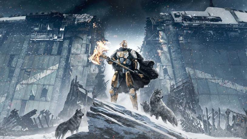 Il nuovo DLC di Destiny è Rise of Iron