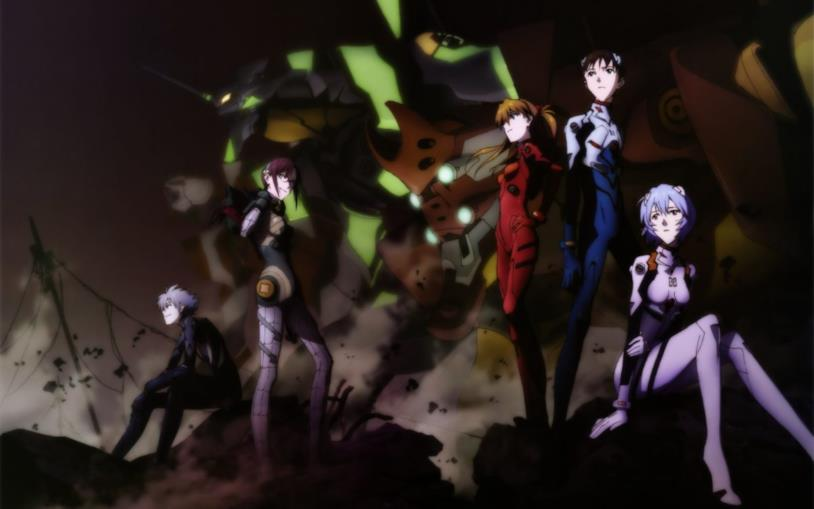 Rebuild of Evangelion quarto film