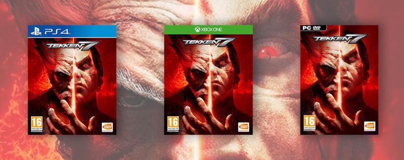 Tekken 7 è disponibile su PS4, Xbox One e PC