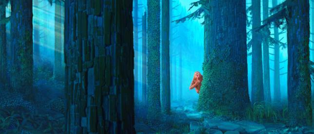 Un curioso Mr. Link nella prima immagine di Missing Link
