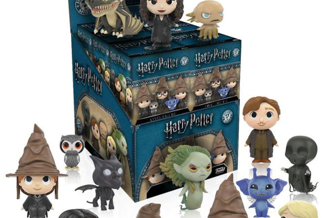 Mistery Minis - Harry Potter