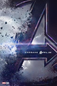 Il logo A degli Avengers svanisce nel poster di Infinity War